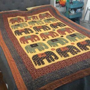 LAST CHANCE - Elephant blanket